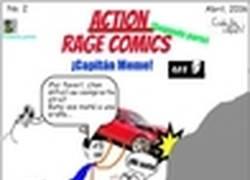 Enlace a Action Rage Comics: Un nuevo compañero... ¡Descúbrelo!