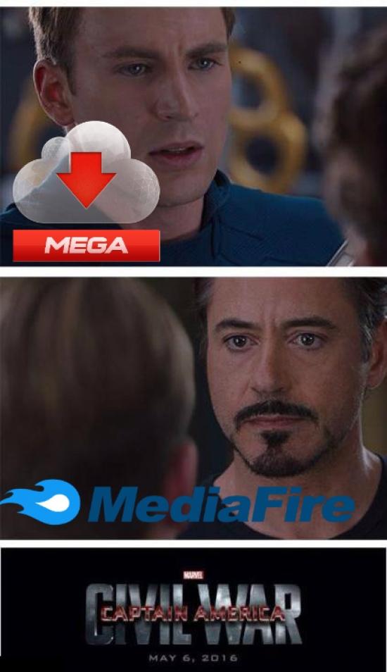 Meme_otros - La guerra final de las descargas
