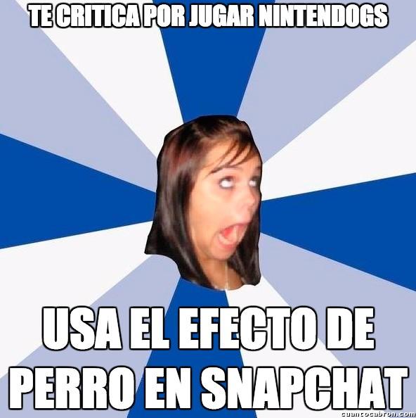 Amiga_facebook_molesta - Sobran hipócritas en este mundo...
