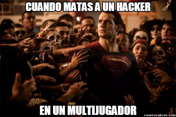 Superman_heroe - ¡Los he salvado a todos!