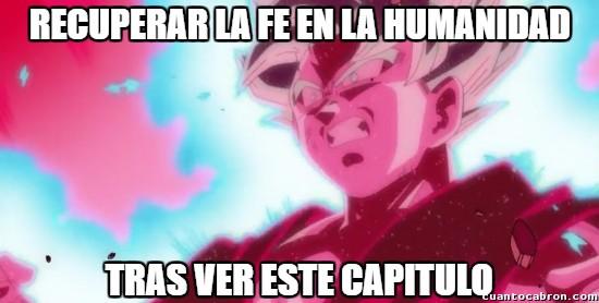 Meme_otros - El nuevo capitulo de Dragon Ball Super me ha dado esperanza en recuperar mi infancia