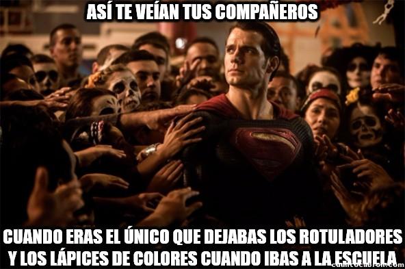 Superman_heroe - Era el rey de la clase