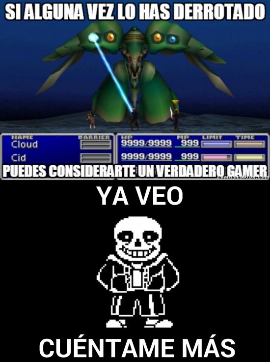 Meme_otros - Te presento a Sans
