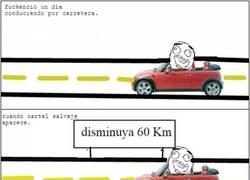 Enlace a La frustración de los conductores responsables