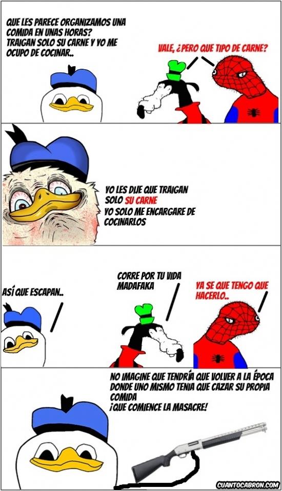 Dolan - ¡Tendrá que empezar la gran caza!