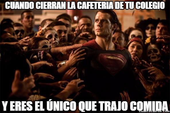 Superman_heroe - Eres el más respetado por un día