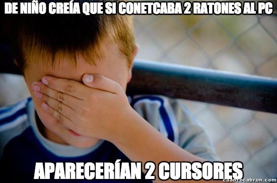 Confession_kid - De niño uno creía muchas estupideces