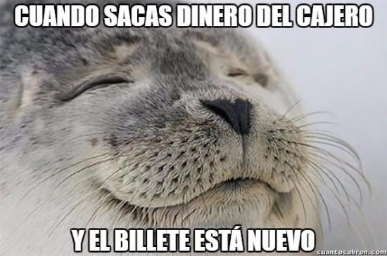 Satisfied_seal - Es mi nuevo tesoro