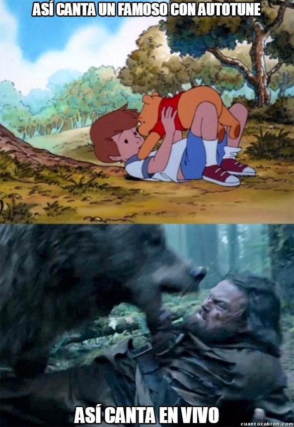 Bear_leo - Los vídeos siempre nos engañan
