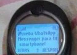 Enlace a Prueba Whatsapp para tu gran smartphone