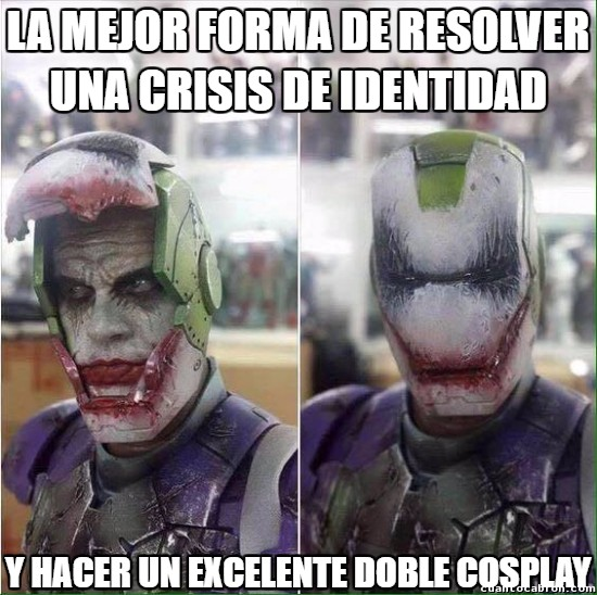 Meme_otros - ¿Héroe o Villano? ¿Marvel o DC Comics?