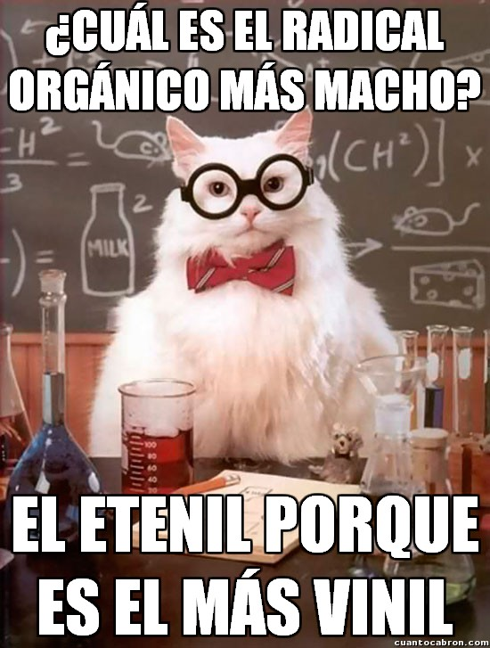 Gato_quimico - Radicalmente el más macho
