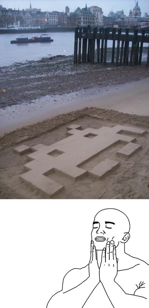 Otros - La perfección en forma de arena