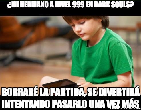 Hermano_pequeno_troll - Más muerto que un novato en Dark Souls