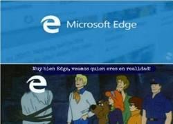 Enlace a Internet explorer siempre será el mismo...