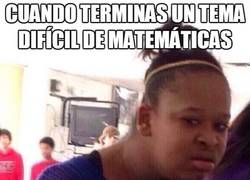 Enlace a Malditas matemáticas...