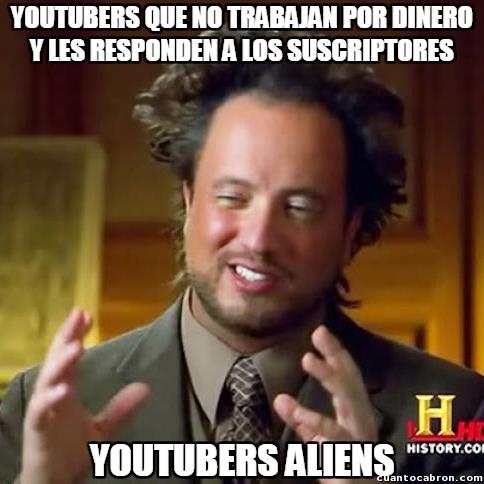 Ancient_aliens - No encontrarás un youtuber famoso así en años
