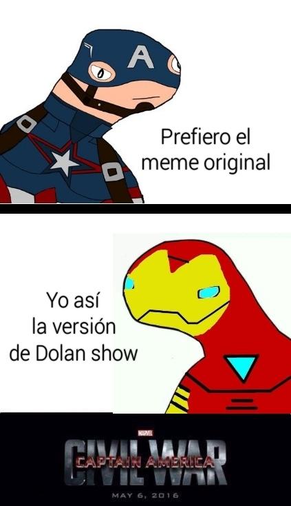 Meme_otros - ¿Cuál es la mejor versión?
