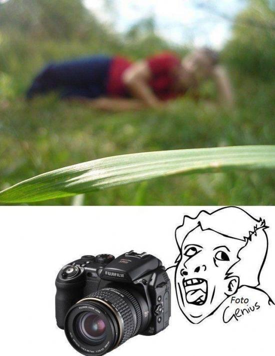 Meme_otros - Porque la cámara no hace al fotógrafo