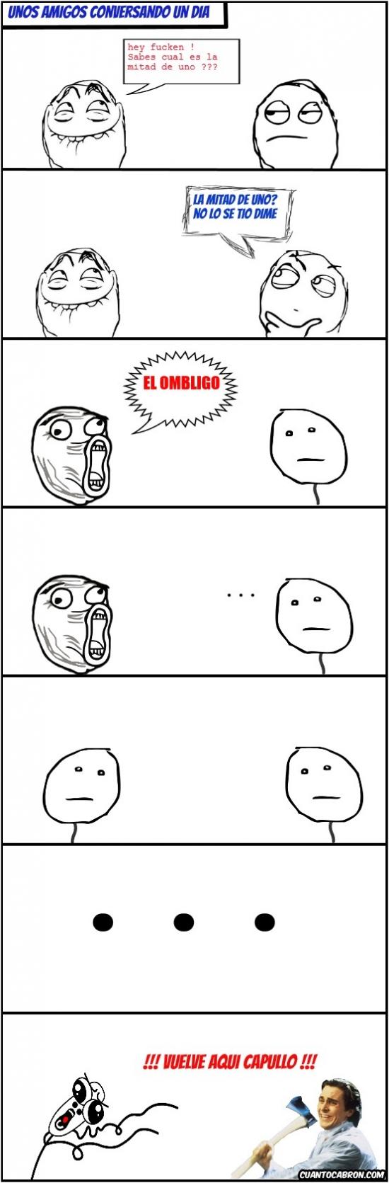 Omg_run - Cuando el chiste es tan malo...