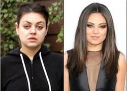 Enlace a Increíble lo de las famosas sin maquillaje