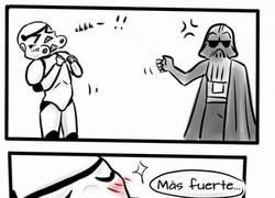 Enlace a 50 sombras de Vader