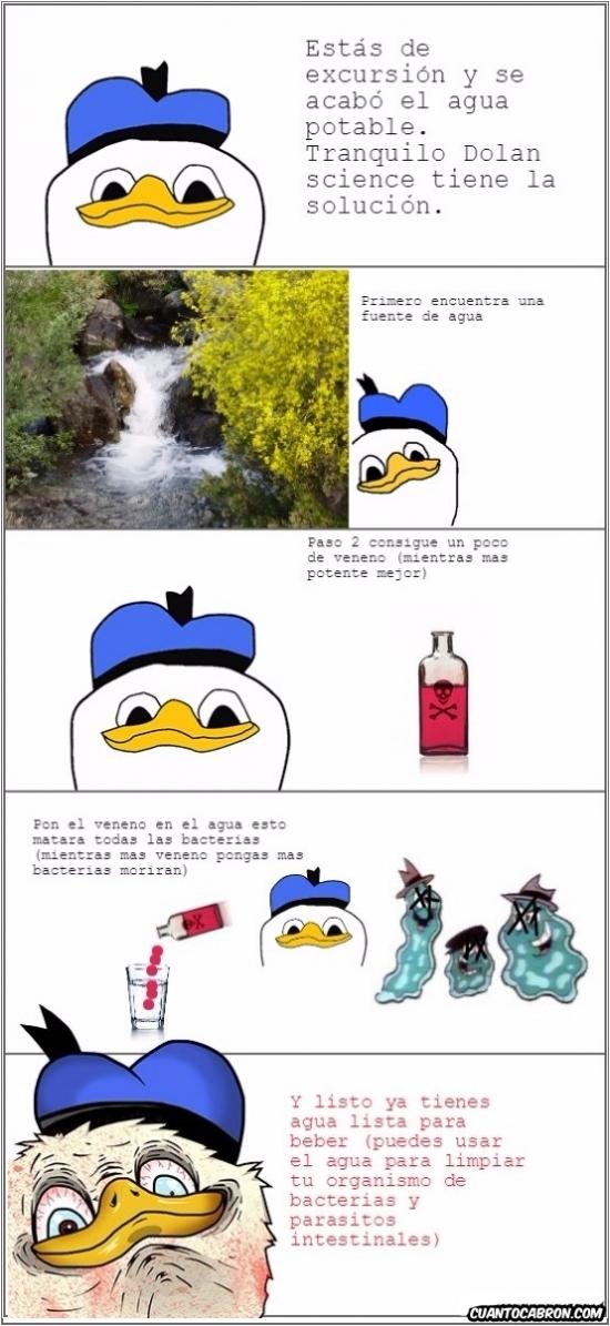 Dolan - Dolan Science y su creaciones....