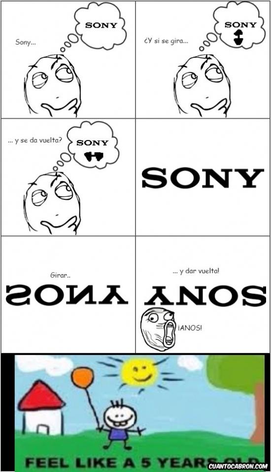 Otros - ¿Sabías esto de Sony?