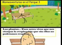 Enlace a MemeAventuras - En El Parque Episodio 3: ¿En qué piensan las plantas?