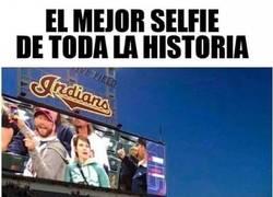 Enlace a Un selfie a lo grande