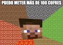 Enlace a Lógica tremenda de Minecraft