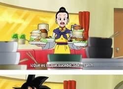 Enlace a Goku ya no es lo que era