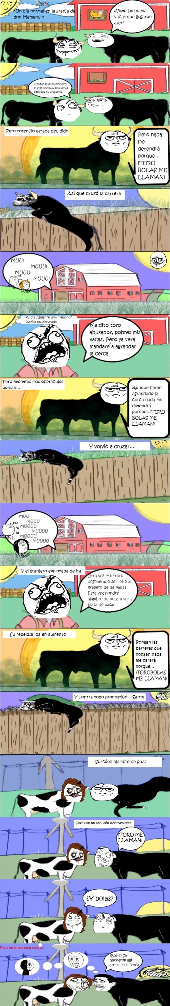 Yao - El toro que no había nada que le detuviese