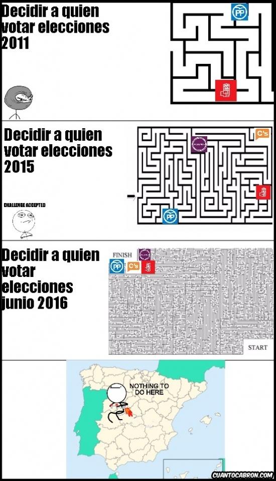 Nothing_to_do_here - Cuando la única solución es irte de España