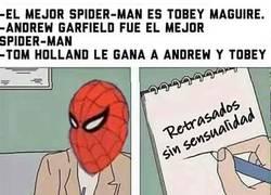 Enlace a ¿Cuál fue el mejor Spiderman?