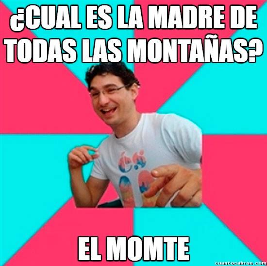 Bad_joke_deivid - La madre de todas las montañas