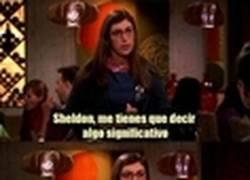 Enlace a Sheldon es todo un poeta, PERO TIENE UN SECRETO