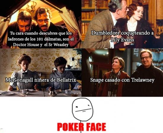 Pokerface - En un mundo alternativo...