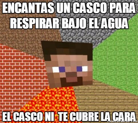 Minecraft - Minecraft y sus cosas...