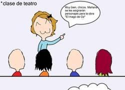 Enlace a Las obras de teatro