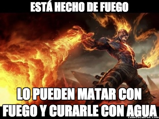 Meme_otros - La lógica de League of Legends