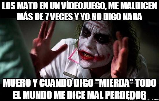 Joker - Esto es desesperante...