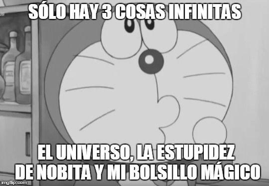 Meme_otros - Doraemon filosofeando