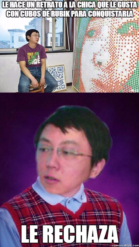 Bad_luck_brian - Bad Luck Brian versión china