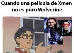 Enlace a Algo le pasa a los X-Men