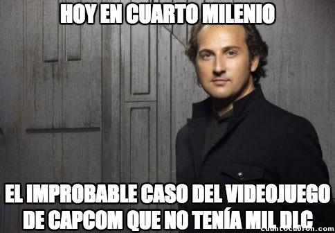 Cuarto_milenio - Capcom antes molaba :(