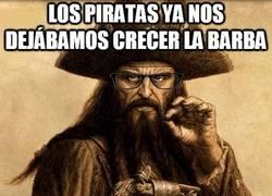 Enlace a Los piratas del siglo XVIII eran hipsters