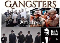 Enlace a Niveles de gangsters