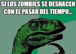Enlace a Una curiosidad sobre los zombies