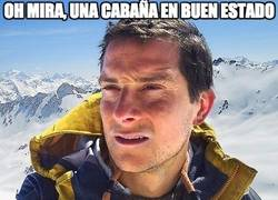 Enlace a Brillante idea de Bear Grylls